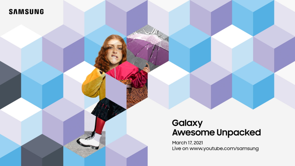 Watch Samsung's Galaxy Awesome Unpacked with us live at 9:40AM ET