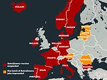 Europe Covid vaccines: Leaders will kill more than they save with Astra ban, expert warns