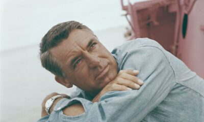 Cary Grant's Life in Photos