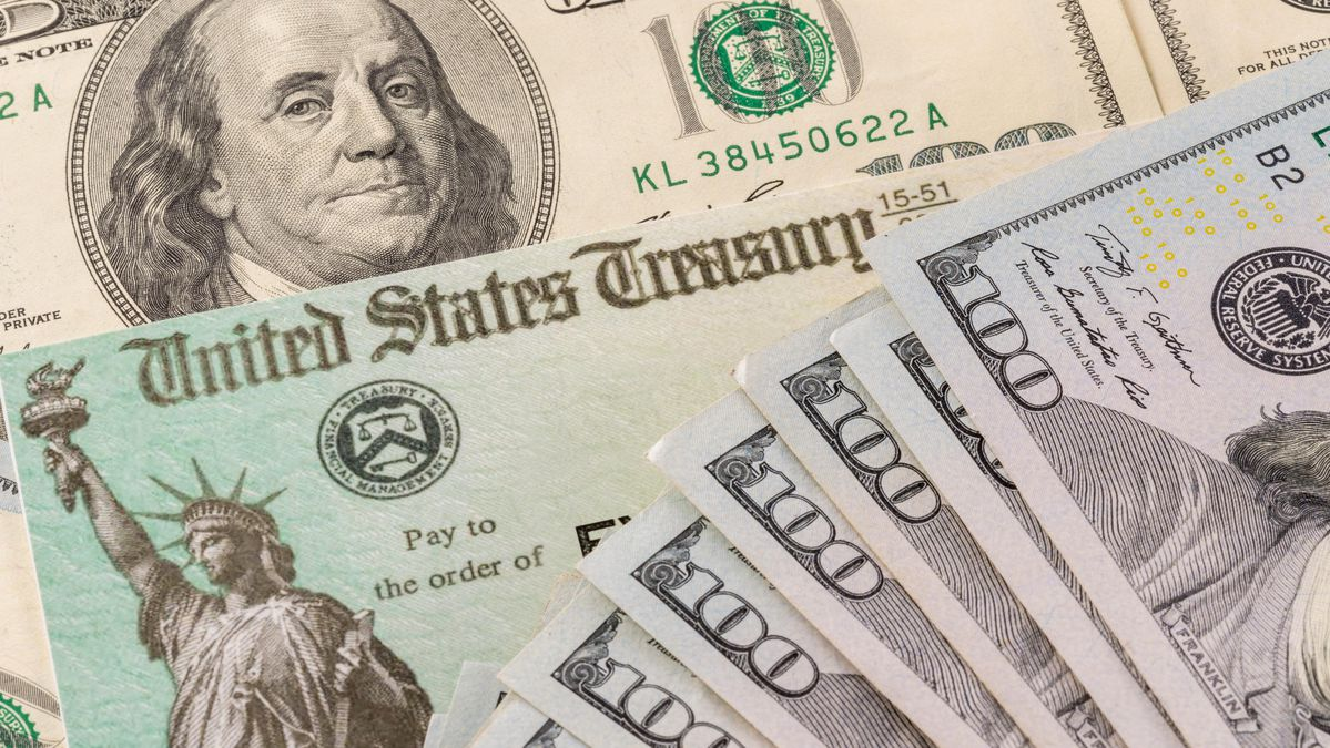 Stimulus Checks Are Coming To Big Banks On Wednesday At 9:00 A.M.