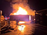 Logan, Brisbane and Liverpool, Sydney: Two huge industrial factory fires break out