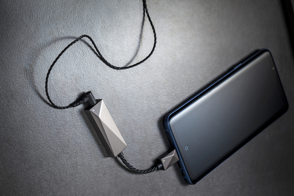Astell&Kern offers a USB-C DAC for mobile high-res audio