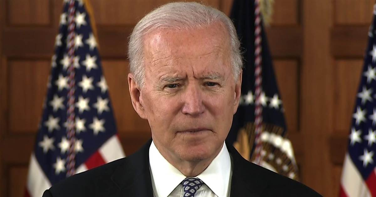 Biden: 'Hate can have no safe harbor in America'
