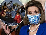 Nancy Pelosi says the Biden administration has the border situation 'under control'