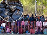 Biden officials blame Trump for border crisis as 15,000 unaccompanied kids are now in custody