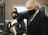 Boris Johnson to offer to share UK AstraZeneca Covid vaccine doses with EU as 'peace offering'