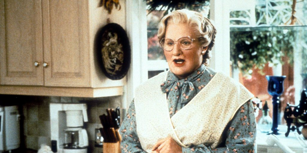 'Mrs. Doubtfire' Director Says There Isn't an NC-17 Version of the Film But There Is an R-Rated Cut