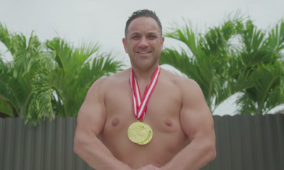 A Serious Wake-Up Call From a Doctor Motivated This Guy to Lose 210 Pounds