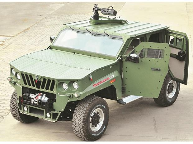 India's military set to get its own version of the iconic US Army Humvee