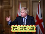 Coronavirus: Boris Johnson says UK 'wouldn't dream' of blocking vaccine exports to EU
