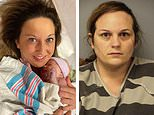 Woman accused of strangling Heidi Broussard to steal her baby makes first appearance in court