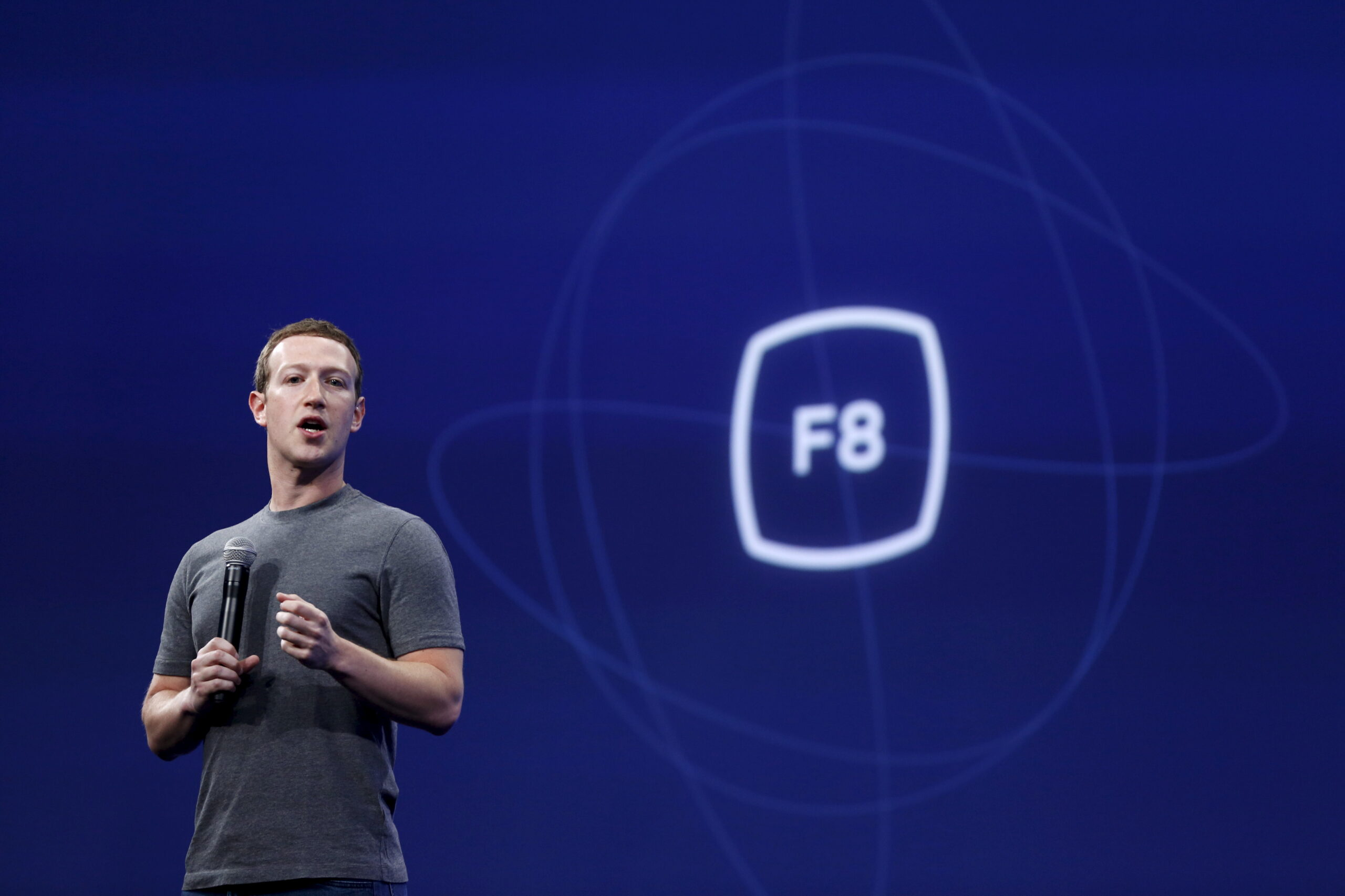 Facebook's F8 event will return, but online-only and without Zuckerberg