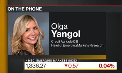 """Credit Agricole CIB's Yangol Says It's Important to Avoid """"Value Traps"""""""