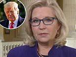 Liz Cheney accuses Donald Trump of echoing Chinese communists when it comes to democracy