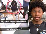 High school student is charged after posting racist Snapchat of black classmate