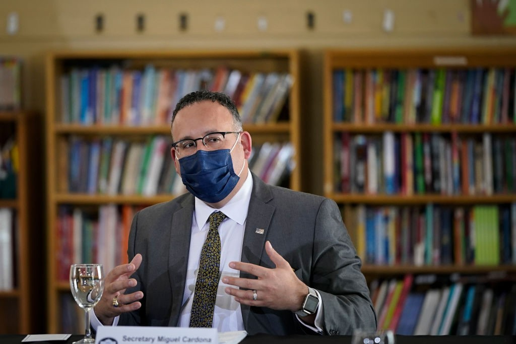 Education Secretary Miguel Cardona Allows Illegal Aliens Access to Pandemic Relief Funds