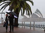 Rain bomb to smash east coast for seven days as NSW shivers through freezing temperatures