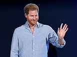 Prince Harry gets standing ovation at Vax Live charity concert in LA