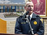 New Jersey police chief who offered cop a promotion in exchange for sex with his wife demoted