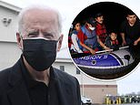 Leaked documents show Biden projecting 26,000 unaccompanied minor border apprehensions by Sept.