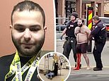 Gunman, 21, is charged with murder for shooting and killing 10 people