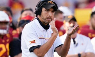 Iowa State's Matt Campbell reportedly turned down 8-year, $68.5 million deal from Detroit Lions