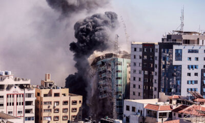 Why Israel attacks media offices and targets journalists: To keep us in the dark