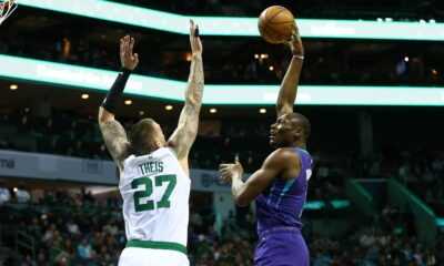 Report: Hornets could be interested in big man Daniel Theis in free agency