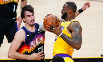 Suns at Lakers Game 3: Lineups, injury reports and broadcast info for Thursday