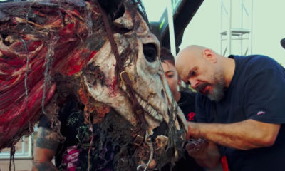 How VFX Artists Made the Zombie Horse in Army of the Dead