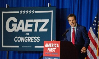 Gaetz Tells Supporters 2nd Amendment Is For 'Armed Rebellion Against The Government'