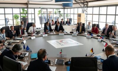 Exclusive-G7 to back minimum global corporate tax and support economy