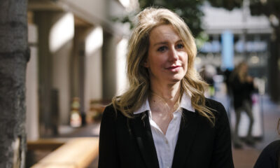 The Elizabeth Holmes Theranos trial is about as American as you can get