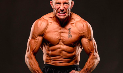 Georges St-Pierre Looks More Shredded Than Ever at 40 Years Old After a Recent Diet Change