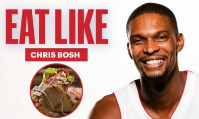 Chris Bosh Has a Simple Hack for Upping His Veggie Intake