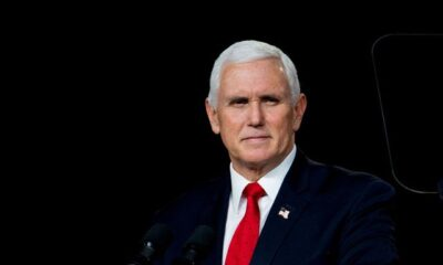 Former VP Mike Pence Furthers 2024 Speculation, Delivering a Speech in New Hampshire