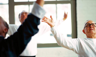 Tai Chi as Good as Working Out to Shrink Waistline