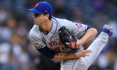 Mets takeaways from Saturday's 4-0 win over Padres, including Jacob deGrom's dominant 11-strikeout performance