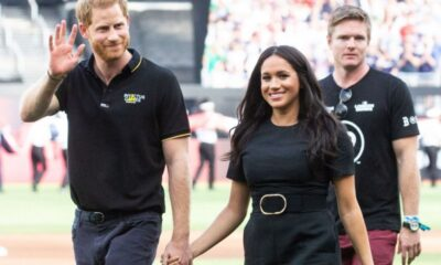 Prince Harry and Meghan Markle announce birth of daughter