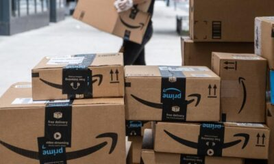 Amazon to Be Covered by Global Tax Deal Despite Thin Margins By Bloomberg