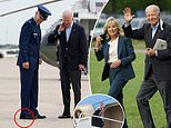 Biden jets off for the G7 and Putin summit for his first foreign trip