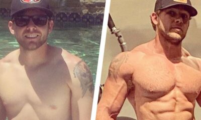 SEAL Team Star Max Thieriot Shows Off His 5-Year Body Transformation