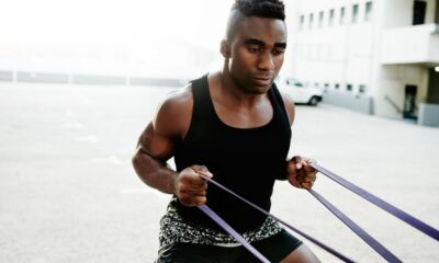 55 Resistance Band Moves You Can Do at Home