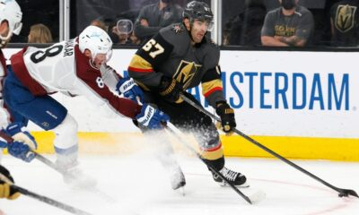 Stanley Cup Playoffs Buzz: Golden Knights can advance to Semifinals