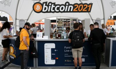 Bitcoin conference attendees report testing positive for Covid after returning from Miami