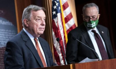 Top Senate Democrats Threaten To Compel Barr, Sessions Testimony On Efforts To Obtain Lawmakers' Data