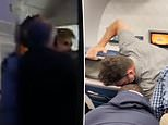 Off-duty flight attendant seized intercom and vowed to bring jet down, cops say