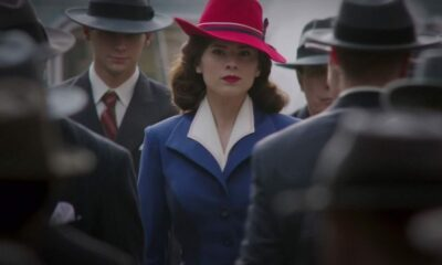 Marvel Fans Think Peggy Carter Made a Cameo in Episode 1 of Loki