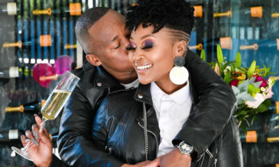 Khuli Chana Spoils Wife Lamiez With Expensive Gifts On Her Birthday (Photos)