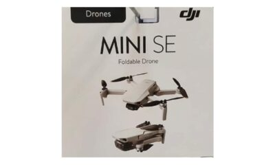 The Mini SE is DJI's cheapest, most compact 2021 drone yet